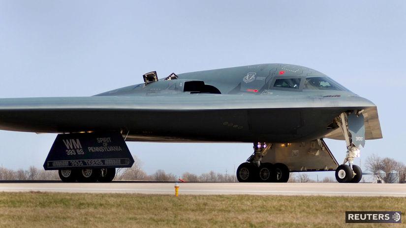 B-2, bombardér