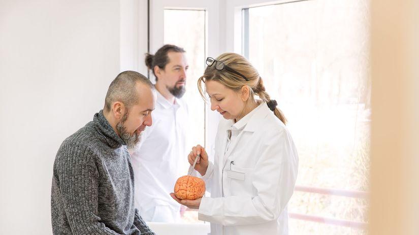 Parkinsonova choroba, lekár, prehliadka