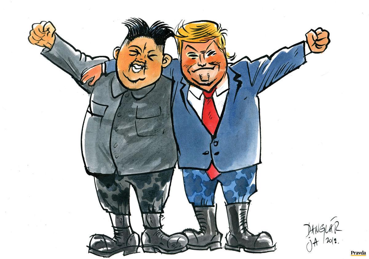 Karikatúra 13.01.2018