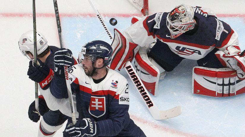 Hokej Slovensko MS
