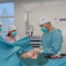 prsia, plastická chirurgia, implantát
