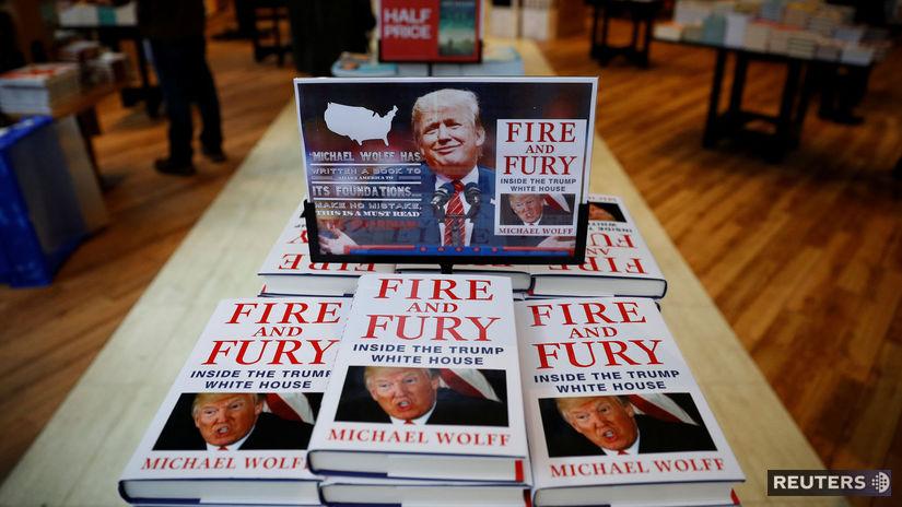 Kniha Donald Trump