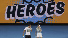 Caroline Wozniacka, Roger Federer