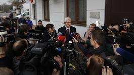 české prezidentské voľby 2018, 1. kolo, Jiří Drahoš