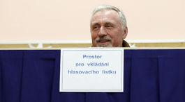 české prezidentské voľby 2018, 1. kolo, Topolánek