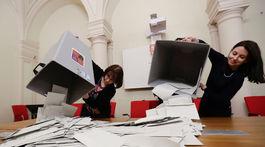české prezidentské voľby 2018, 1. kolo