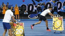 Novak Djokovič, Roger Federer