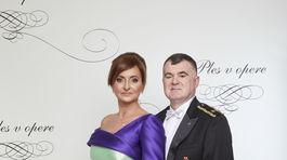 Alexander Nejedlý a jeho manželka Danica Nejedlá-Kleinová.
