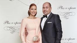 Fotografka Jana Keketi s manželom.