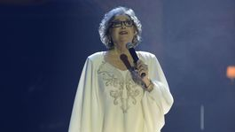 Herečka Božiadara Turzonovová bola moderátorkou 18. ročníka Plesu v opere.
