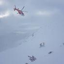hzs, vrtulnik, zasah, horska zachranna sluzba