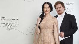 Lucia Hablovičová s dizajnérom Borisom Hanečkom