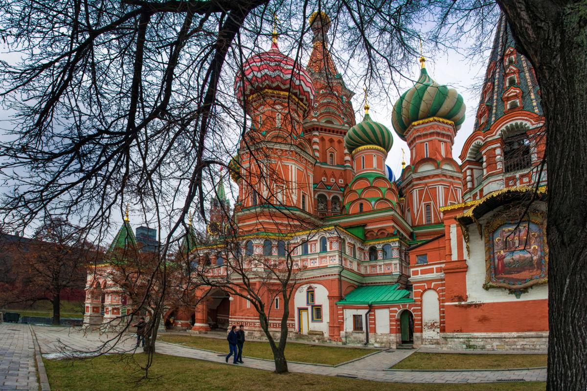 Moskva, Červené námestie