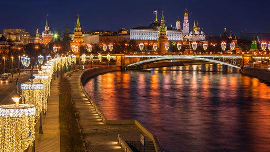 Aleš cestuje od rovníka za polárny kruh – Deň 12: Moskva