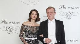 Pavol Lančarič s manželkou Sylviou
