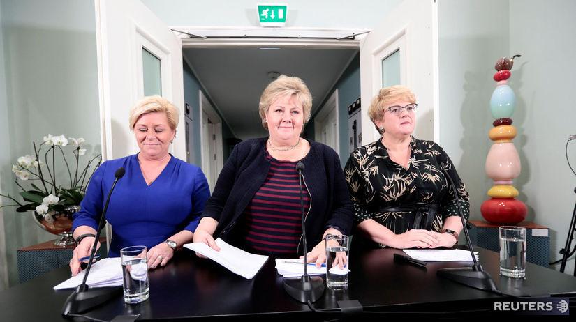solbergová, Jensenová, norsko, Grandeová