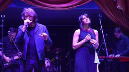 Speváčka Jana Kirschner si zaspievala aj s Danom Bártom.