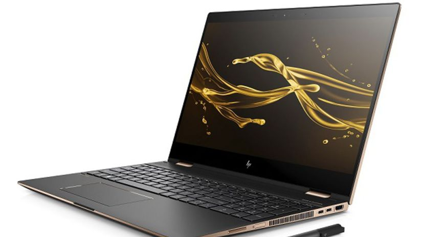 HP Spectre x360, notebook