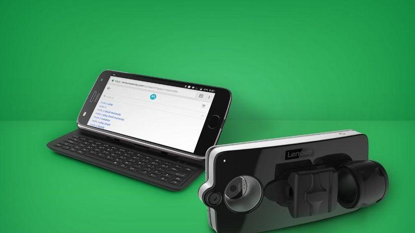 Lenovo Vital Moto Mod, Motorola