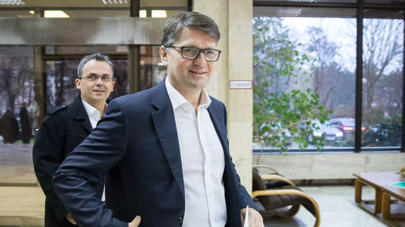 Marek Maďarič, minister kultúry