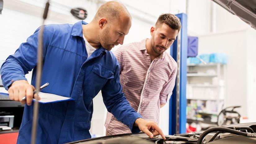 mechanik, pracovník, zamestnanec, práca