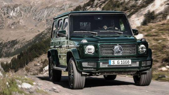 Mercedes-Benz G: Géčko zostáva géčkom. Vo všetkom je ale lepšie