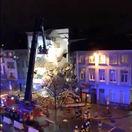 Belgicko, výbuch