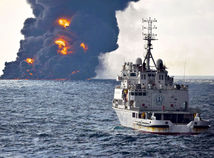 China Sea Collision