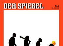 Nemecký Spiegel pobúril titulkou s Donaldom 'homotrampom'