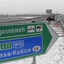 SR MDV Stromček diaľnica M30 prihraničný úsek otvorenie KEX