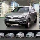 Severná Kórea ide vyrábať moderné autá! Vydala už prospekt