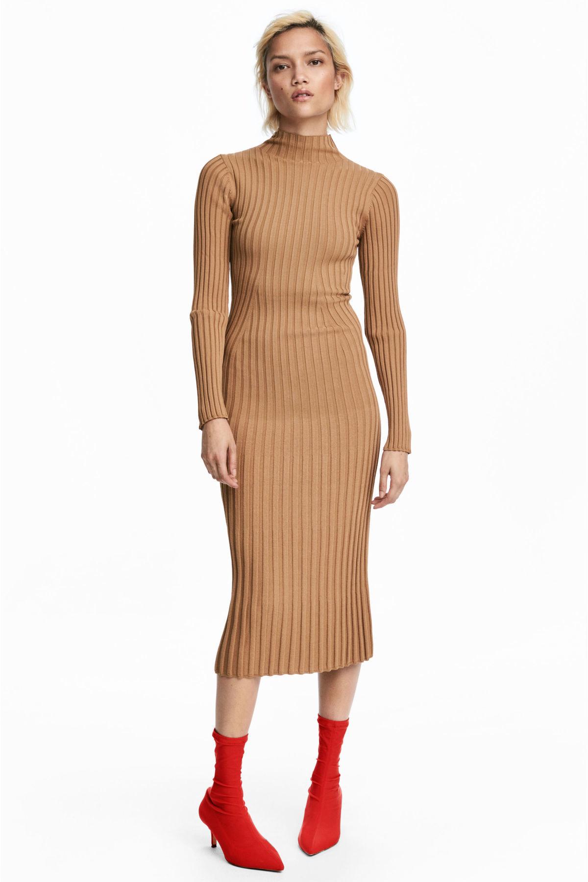 82c26cf93 Úpletové šaty - hit chladných dní! Máme 10 variácií, inšpirujte sa ...