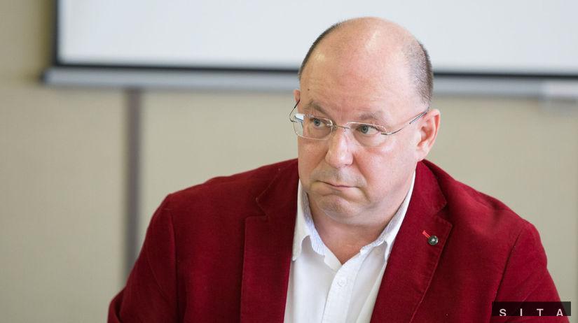 Generálny riaditeľ RTVS Jaroslav Rezník