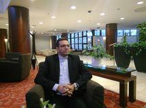 Irán, radca veľvyslanca Davud Rezaí