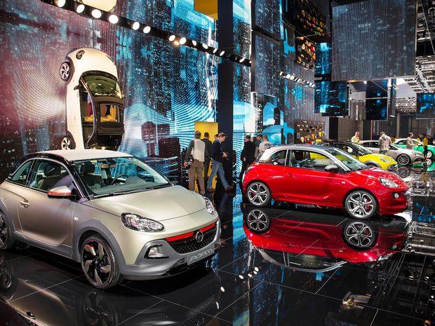 Opel - autosalón Ženeva