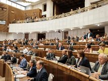 parlament, NR SR, politici