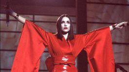 Rok 1999: Speváčka Madonna