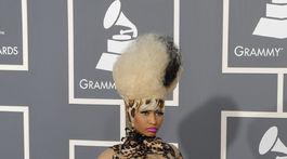 Rok 2011: Raperka Nicki Minaj
