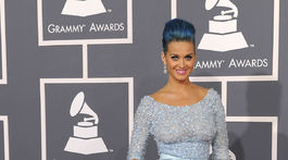 Rok 2012: Speváčka Katy Perry