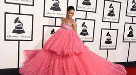 Rok 2015: Speváčka Rihanna