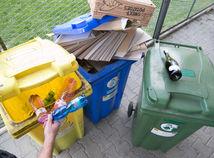triedeny odpad, separovany zber, petflase, papier, recyklácia