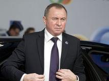Bielorusko, minister zahraničných vecí, Vladimir Makei, Uladzimir Makej