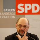 Martin Schulz, šéf SPD, Nemecko