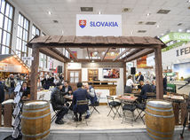 Slovensko, veľtrh, potraviny, Berlín, Grüne Woche