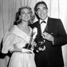 Dorothy Malone a Anthony Quinn