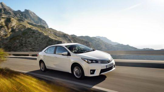 focus2move: Toto sú najpredávanejšie autá sveta. Jednotkou je Corolla