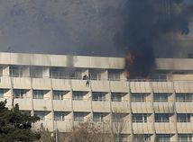 Afganistan, hotel, útok