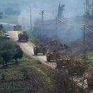 Pre tureckú agresiu voči Kurdom v Sýrii zasadne Bezpečnostná rada OSN