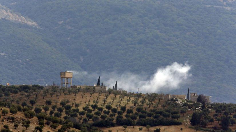 Turecko, Sýria