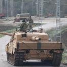 Turecko, vojaci, Sýria